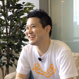 鳥越 勝さん(男性/32歳/ベッカー型筋ジストロフィー患者さん)