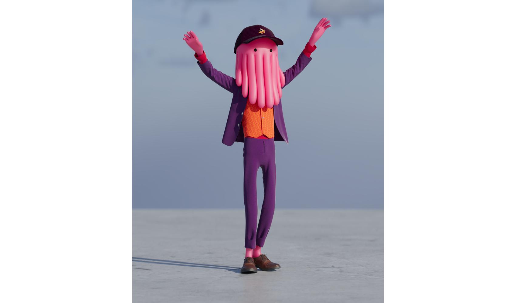 ディズニー・ピクサーを目標に、SMAをもつ22歳・3Dアーティストが目指すネクストステージのタイトルイメージ