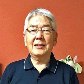 久岡義夫さん(男性/75歳/愛媛県/球脊髄性筋萎縮症(SBMA)患者さん)